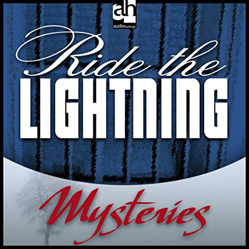 Ride the Lightning audiobook cover art