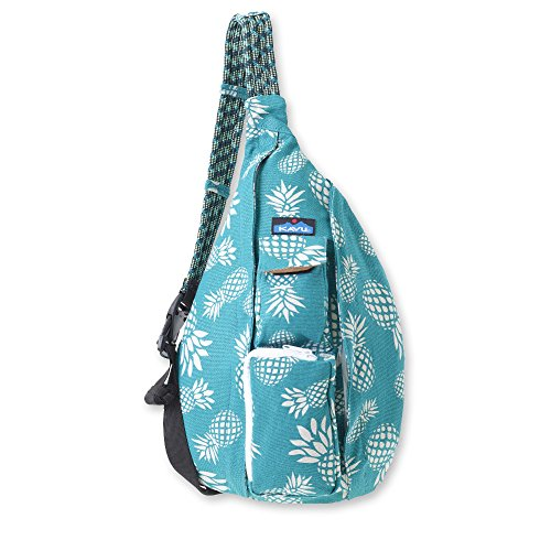 KAVU Rope Bag, Pineapple Passion, One Size