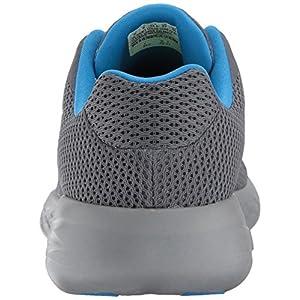 Skechers Performance Men's Go Run 600 Running Shoe,Charcoal/Blue,11 M US