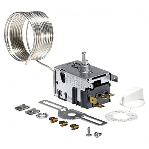 Danfoss–Kit termostato Danfoss N ° 3para frigorífico 2puertas a dégivrage automático–077B7003–077B7003