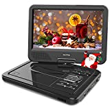 "Best Car Dvd Players - WONNIE 2021 Upgrade 12.5"" Portable DVD Player Review"