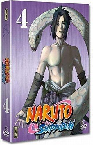 Naruto Shippuden, vol. 4