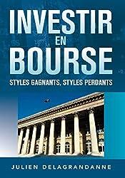 livre Investir en bourse : styles gagnants, styles perdants
