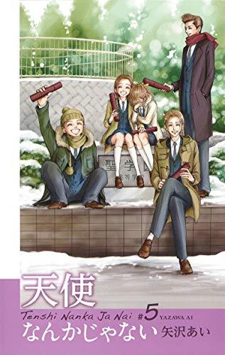 天使なんかじゃない 新装再編版 5 (愛蔵版コミックス)