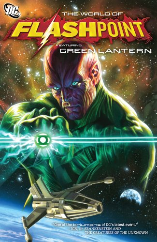 Flashpoint: The World of Flashpoint Featuring Green Lantern (English Edition)