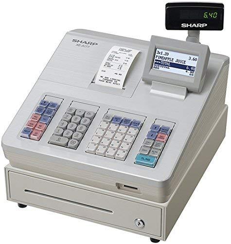 Sharp XE-A177X WH, Registrierkasse mit TSE