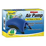 Tetra Whisper Air Pump 20 To 40 Gallons, For aquariums, Powerful...