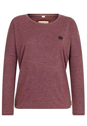 Naketano Damen Longsleeve Heimdahl VI T-Shirt LS