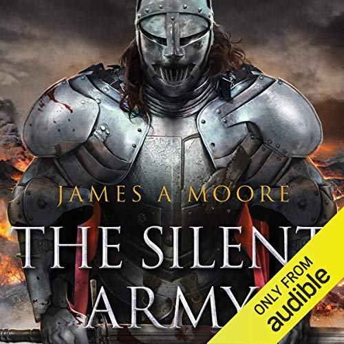 Couverture de The Silent Army