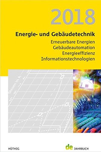 Energie- und Gebäudetechnik 2018: de-Jahrbuch