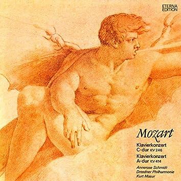 Mozart: Klavierkonzerte No. 8 & 12