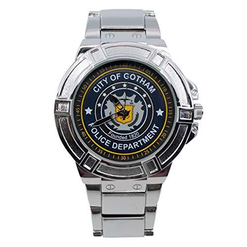 Montre Batman GCPD avec bracelet en métal