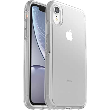 OtterBox SYMMETRY CLEAR SERIES Case for iPhone Xr - Retail Packaging - CLEAR