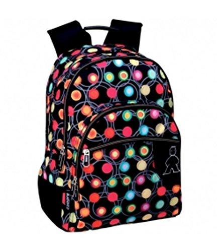Perona 53394 Campro Mochila Escolar, 43 cm, Multicolor