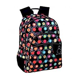 51ye0yMECdL. SS300  - Perona 53394 Campro Mochila Escolar, 43 cm, Multicolor