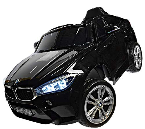 RC Kinderauto kaufen Kinderauto Bild 1: ToyZone Kinderfahrzeug BMW X6M 12V Kinder Elektro Auto Kinderauto MP3 USB Ledersitz Eva*