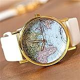 Reloj de bolsillo Quartz collar retro con lobo calado y cadena de bronce