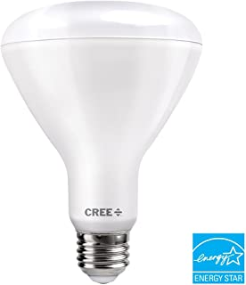 Cree 100W Equivalent Daylight (5000K) BR30 Dimmable Exceptional Light Quality LED Light Bul