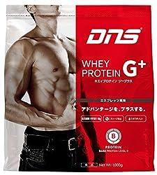 DNS ホエイプロテインG+エスプレッソ風味1kg