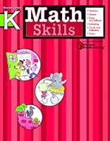 Math Skills: Grade K (Flash Kids Harcourt Family Learning)