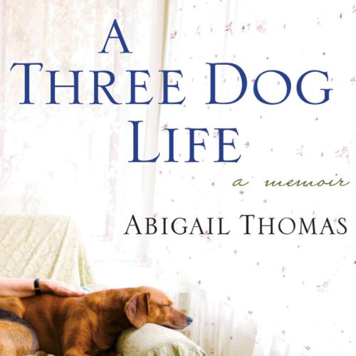 A Three Dog Life: A Memoir audiobook cover art
