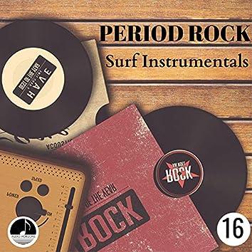Period Rock 16 Surf Instrumentals