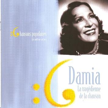 Les meilleurs artistes des chansons populaires de France - Damia