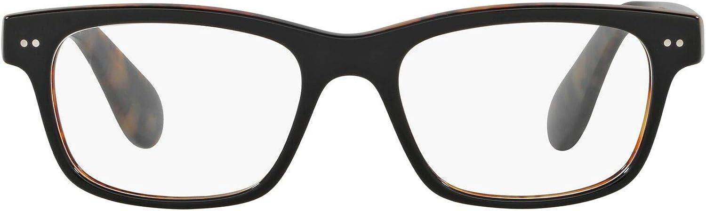 Ralph Lauren Men's Rl6153p Ranking TOP17 Eyewear Prescription Fram Rectangular Some reservation