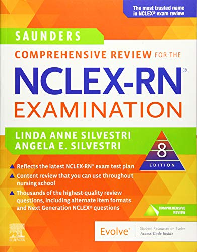 Saunders Comprehensive Review for the NCLEX-RN® Examination, 8e