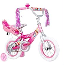 12 Huffy Disney Princess Girls' Bike with Doll Carrier by Huffy