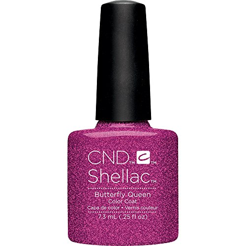 CND Shellac Butterfly Queen - 7.3 Ml