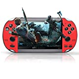 Best Handheld Consoles - Handheld Game Console, Built-in Free 1000 Games 8GB Review