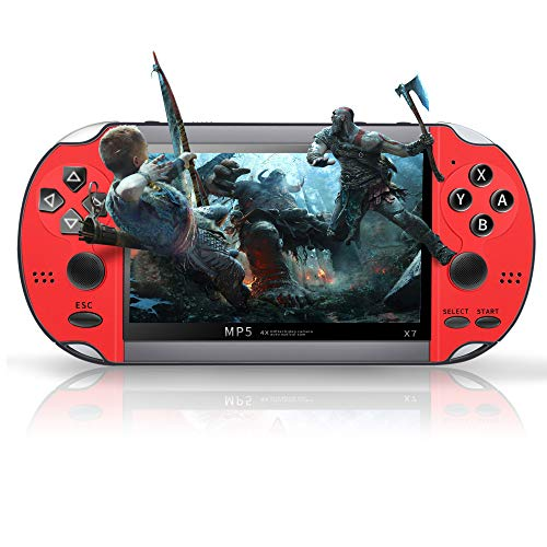 wohuole Handheld Game Console, Built-in Free 1000...