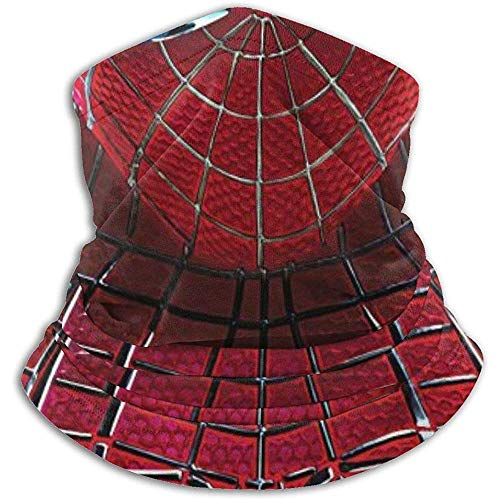 Olive Helin(a) Atunme Neck Gaiter Headwear - The Am-azing SP-ider-Man Face Sun Mask Magic Scarf Bandana Balaclava Headband