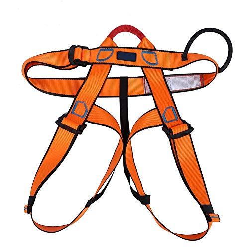 Arnés de Seguridad de Escalada - Cinturones de Seguridad para Montañismo para...