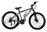 Age Group: 15+ Years Ideal For: Boys/Men Gear: 21 Gear| Gear Type: Easy Fire Shifters/Thumb Shifters Front Brake: Disc Brake | Rear Brake: Disc Brake Frame Material: Steel Cycle/Mild steel Cycle Suspension: Only Front Suspension Tire Size: 27.5 inche...