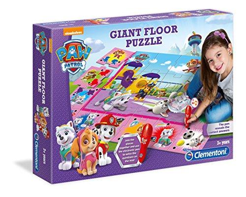 Clementoni - 61825 - Puzzle Géant - Paw Patrol Girl - version anglaise