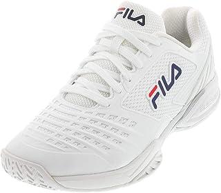 Fila Axilus 2 Energized Womens Tennis Shoe - White/Sliver