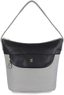 Baggit Women's Shoulder Bag (Grey)