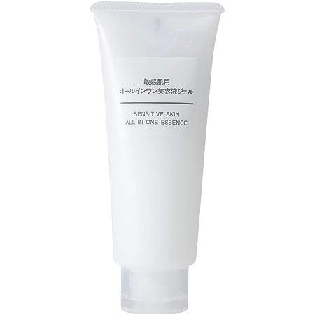 無印良品 敏感肌用オールインワン美容液ジェル 100グラム (x 1)