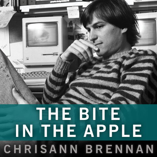 The Bite in the Apple audiobook cover art