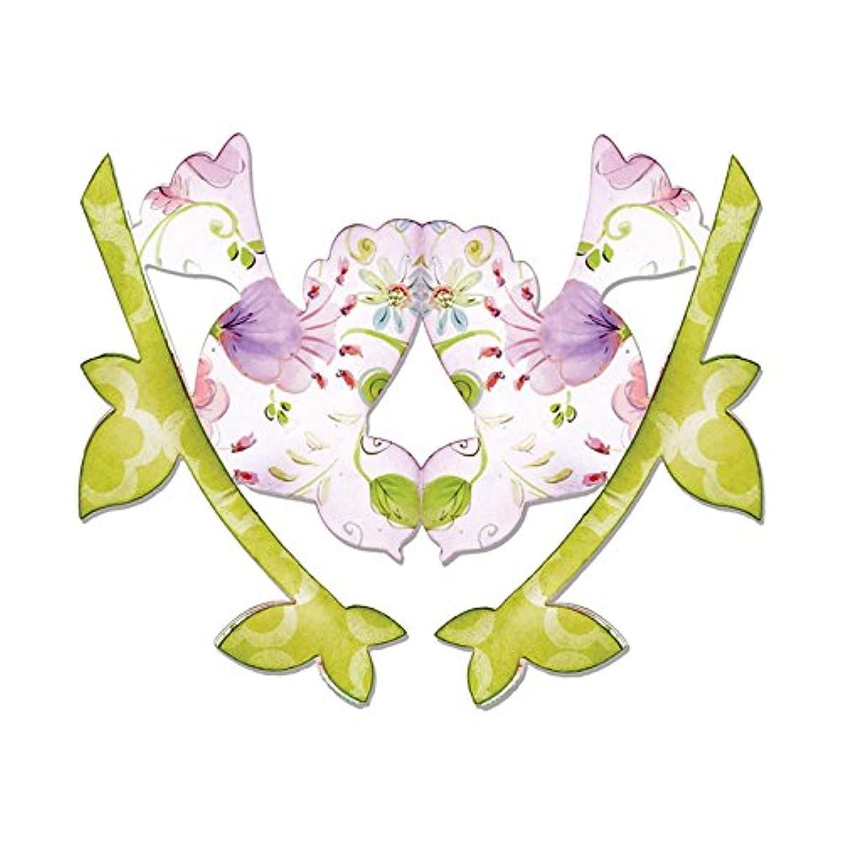 Sizzix Thinlits Die - Love Bird, Folding