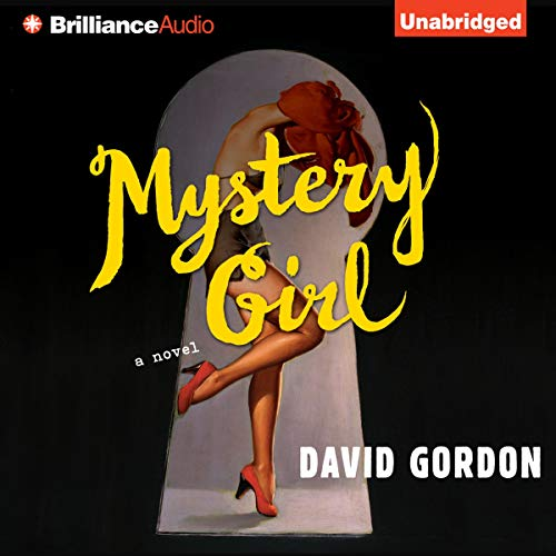 Couverture de Mystery Girl