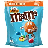 m&m salted caramel limited Edition (300g Beutel) -