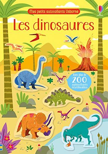 Les dinosaures - Mes petits autocollants Usborne