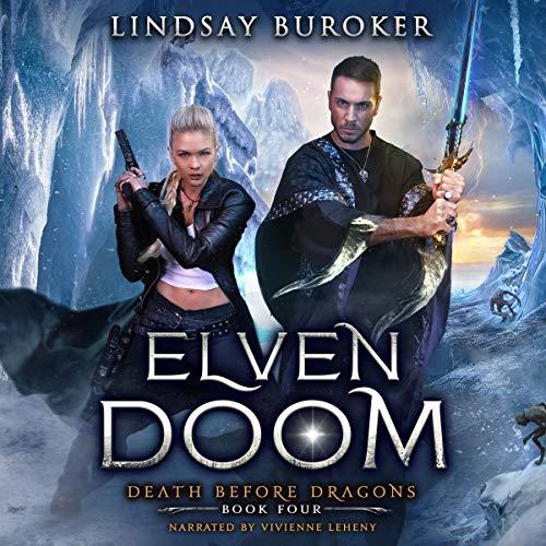 Elven Doom  By  cover art
