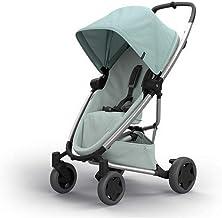 Quinny ZAPP FLEX PLUS 'Frost on Grey' - Cochecito urbano, flexible y ultracompacto, asiento reclinable bidireccional, de 6 meses a 3.5 años, color gris