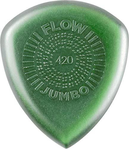 Jim Dunlop Flow Jumbo Grip 4.20mm Guitar Picks (547P4.20)