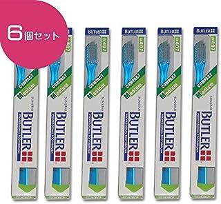 バトラー 歯ブラシ 6本 #407