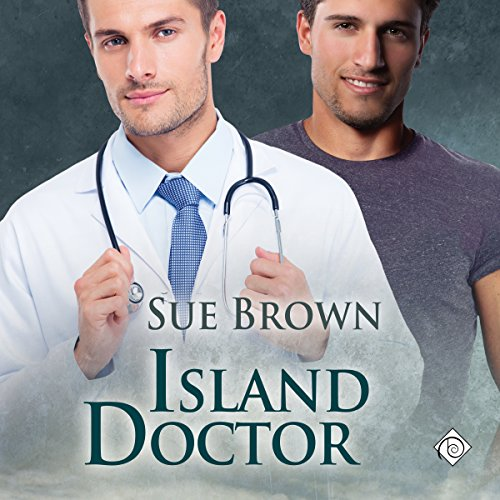 Island Doctor audiobook cover art